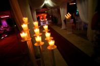 03 velas decoracion boda festejos