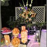 09 buffet festejos boda dorado
